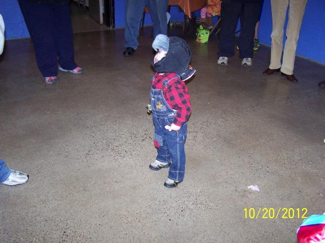 Stockton Halloween 2012